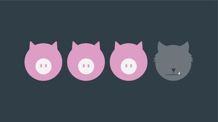 HR Fairy Tales 3 Little Pigs