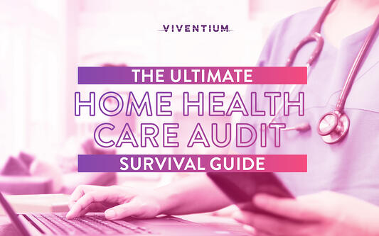 Home Health Care Audit Cover