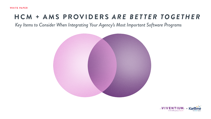 2021 AMS + HCM Providers Are Better Together - 4