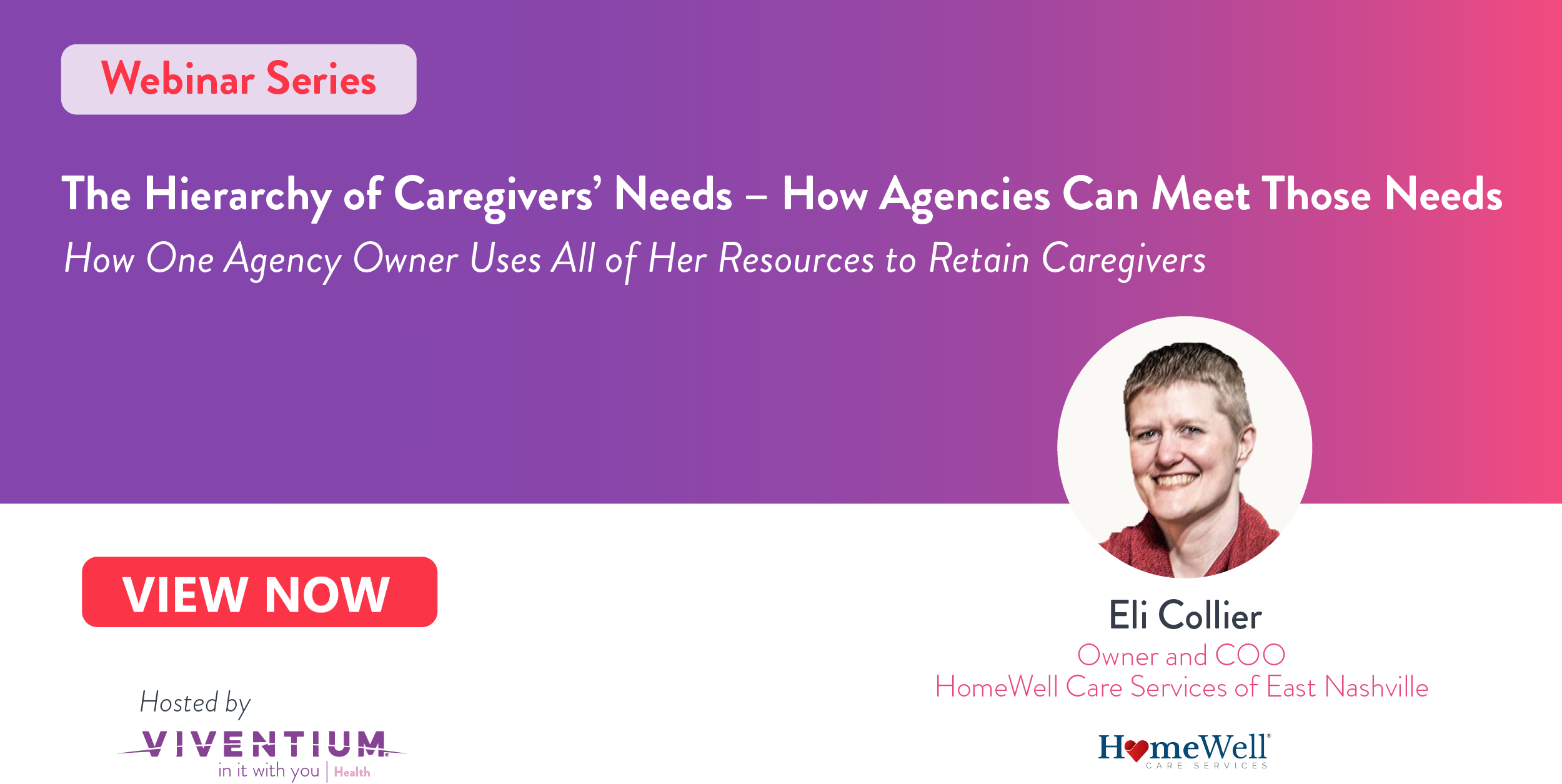 The Hierarchy of Caregivers Needs Part 2 - Final